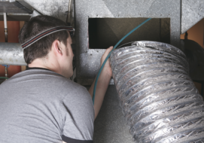 AIR DUCT REPLACEMENT